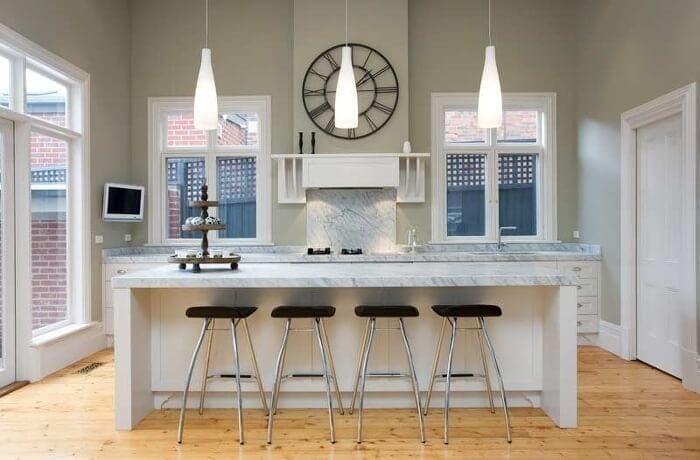 Kitchen Design - Dual Lighting