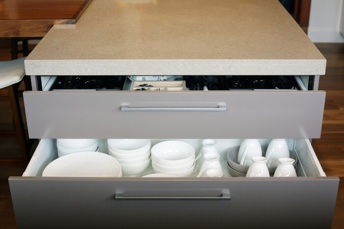 Kitchen Design - Kitchen Storage