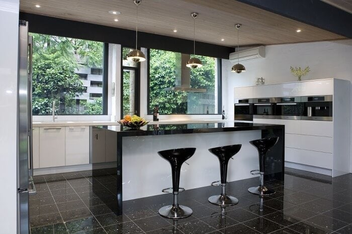 Kitchen Design - benchtops