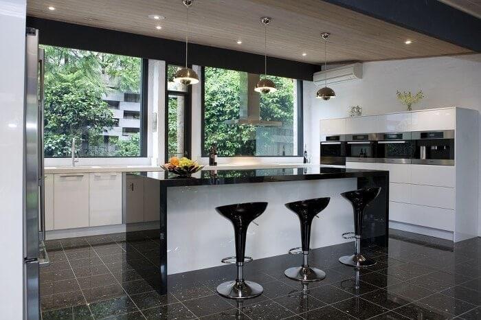Kitchen Design - benchtops