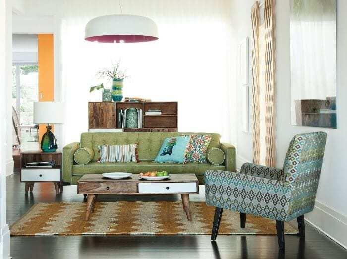 Oz Design Arthouse Sofa and Armchair