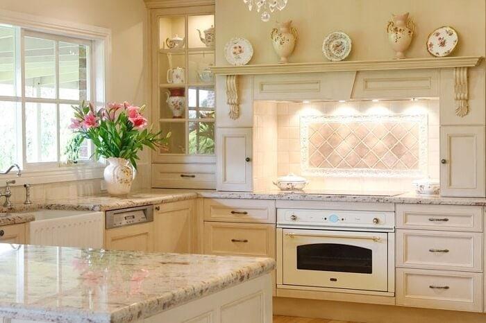 kitchen design - Provincial kitchen
