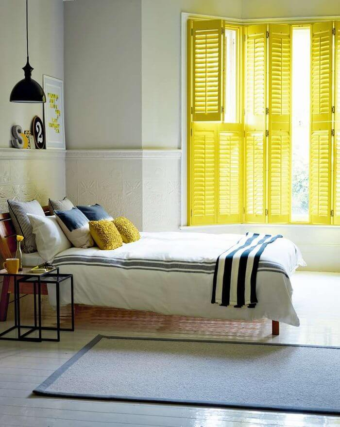 Bold Interior Design - Window Treatments