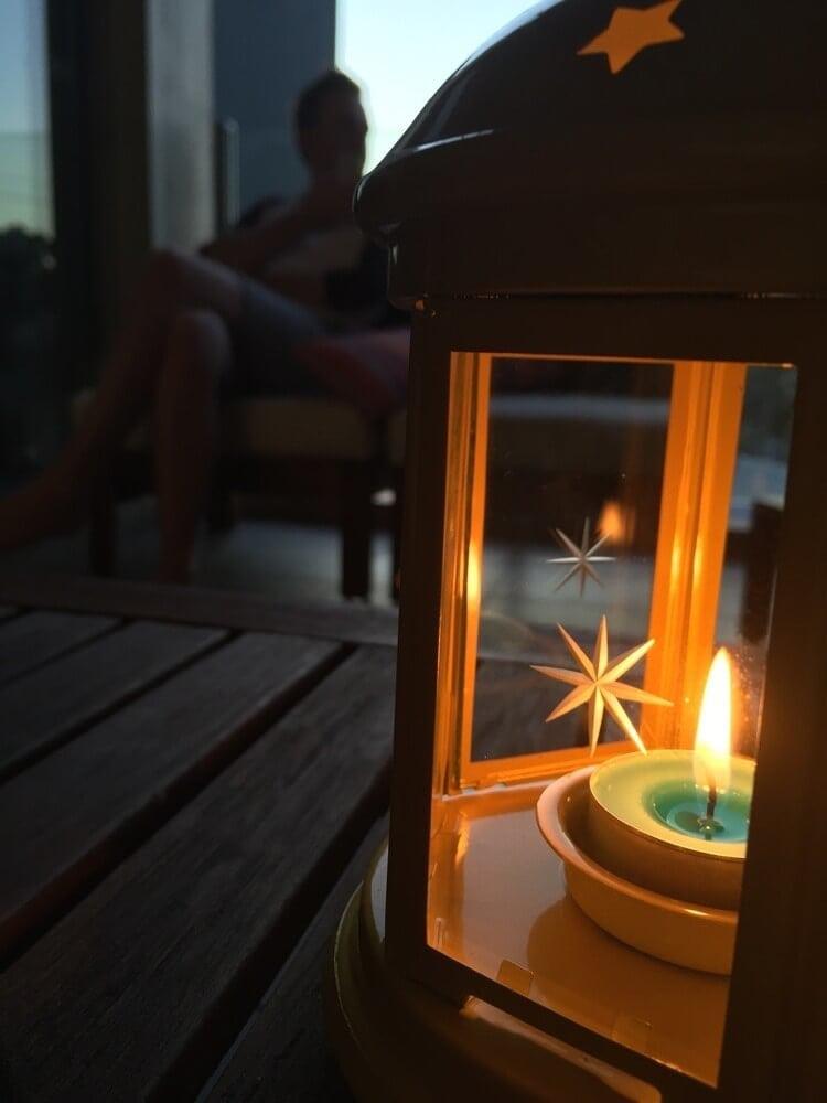 IKEA Outdoor Furniture - Lantern
