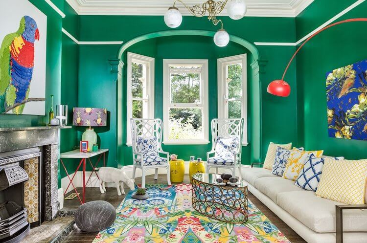 Shaynna Blaze's 10 Commandments of Colour