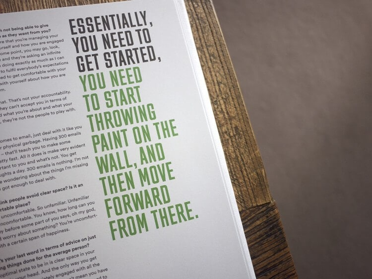 Vince Frost - Design Your Life Book