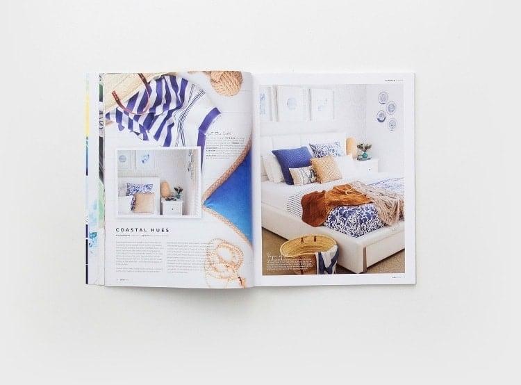 Adore Home Magazine - Annual - Coastal Interior