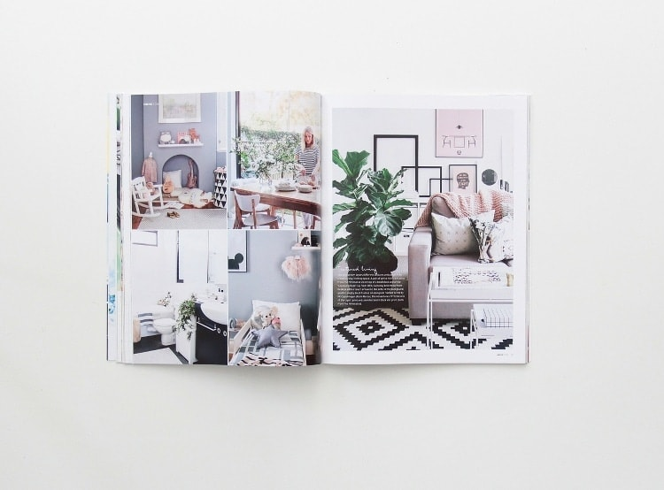 Adore Home Magazine - Annual - Living Room Decorating Ideas