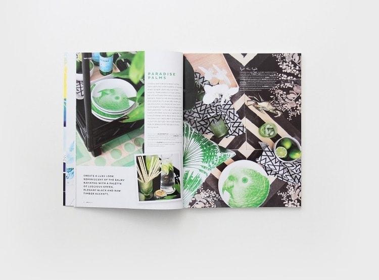 Adore Home Magazine - Annual - Tropical Decor