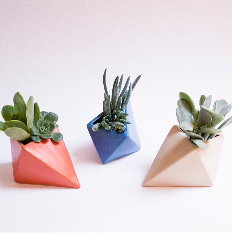 Ceramic Planters by Love Hate