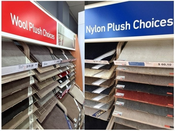 Choices Flooring - Wool and Nylon Carpets