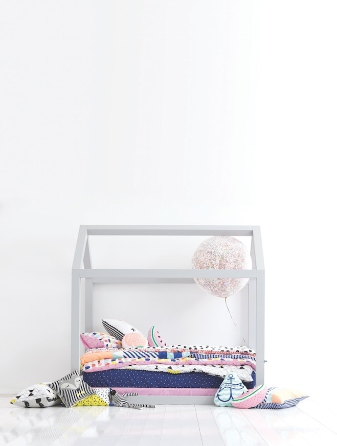 Cotton On Kids Bedding - Cushions and Bedding