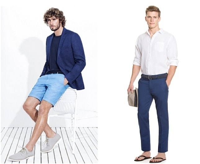 Country Road Menswear - Travelling to Dubai