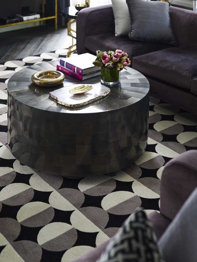 Greg Natale The Tailored Interior - Coffee Table