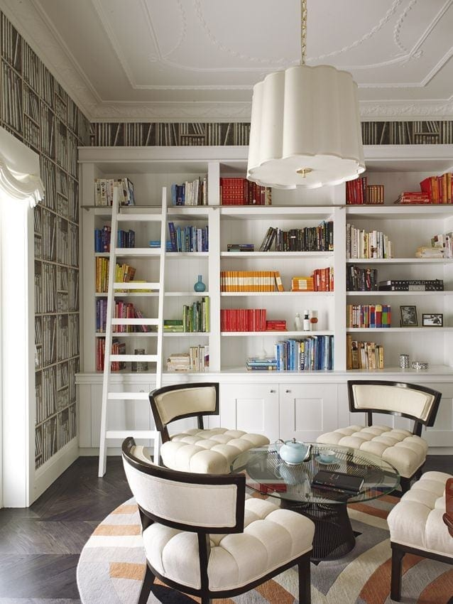 Greg Natale The Tailored Interior - Shelving