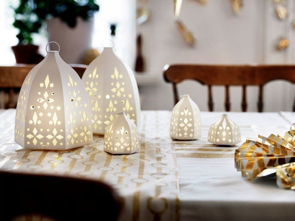 IKEA Christma 2014 - Paper Lanterns