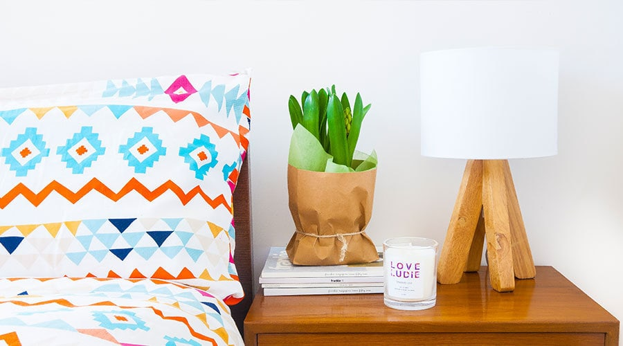 Love Ludie Candles - Styled Shot