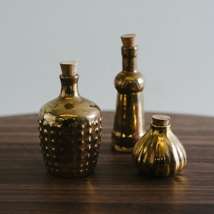 Metallic Vessels by Love Hate