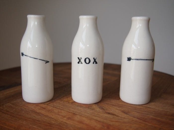 Robert Gordon Milk Bottles