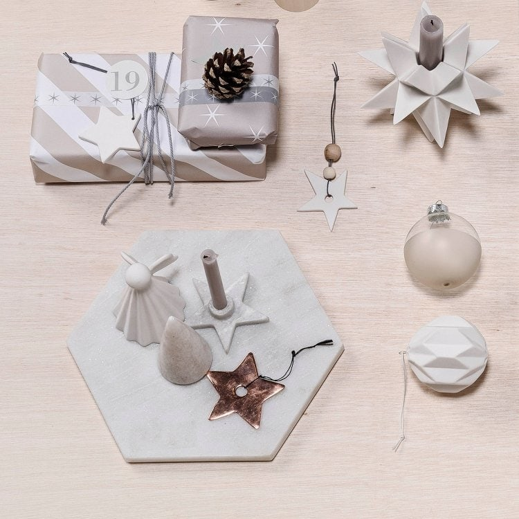Scandi Homewares - Christmas Decorating - Room to Decorate