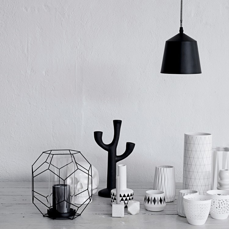 Scandi homewares from Room to Decorate - Pendant Light