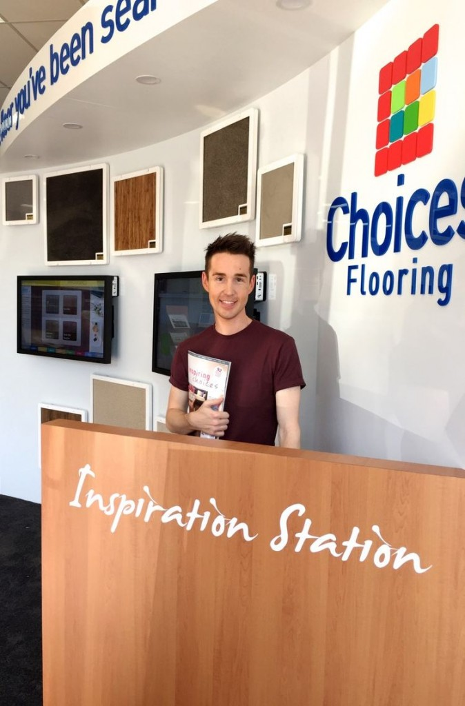 The Life Creative at Choices Flooring