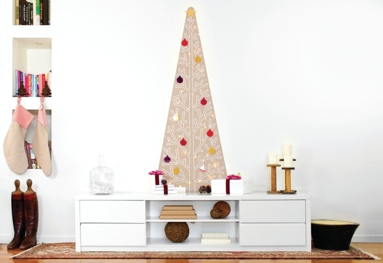 Wallpaper Christmas Tree - from Treekandi