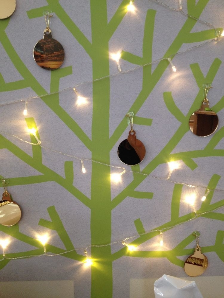 Wallpaper Christmas Trees - Treekandi