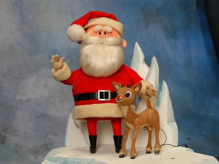 Best Christmas Movies - Rudolph the Red Nosed Reindeer