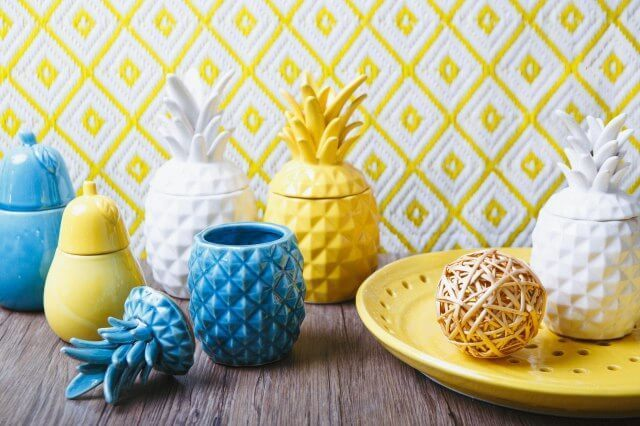 Ceramic Pineapple Homewares