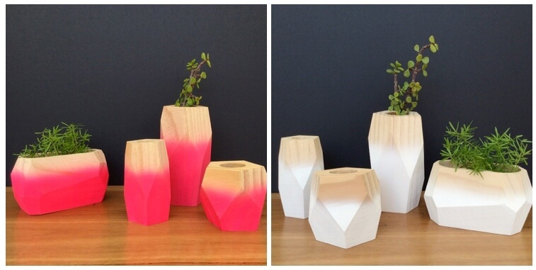 Ombre Homewares from Jasper and Eve