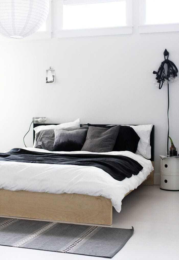 Scandinavian Design   Scandinavian Bedroom