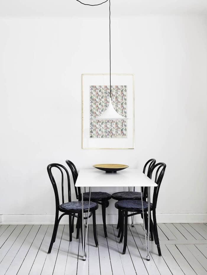 Scandinavian Design - Scandinavian Dining Room