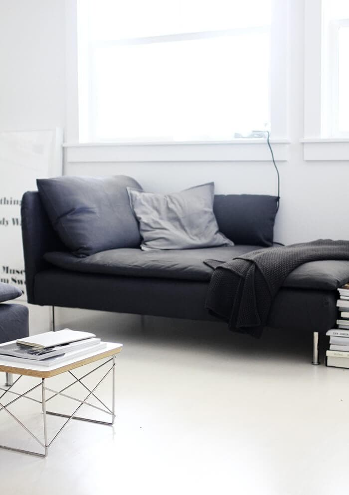 Scandinavian Design - Scandinavian Living Room