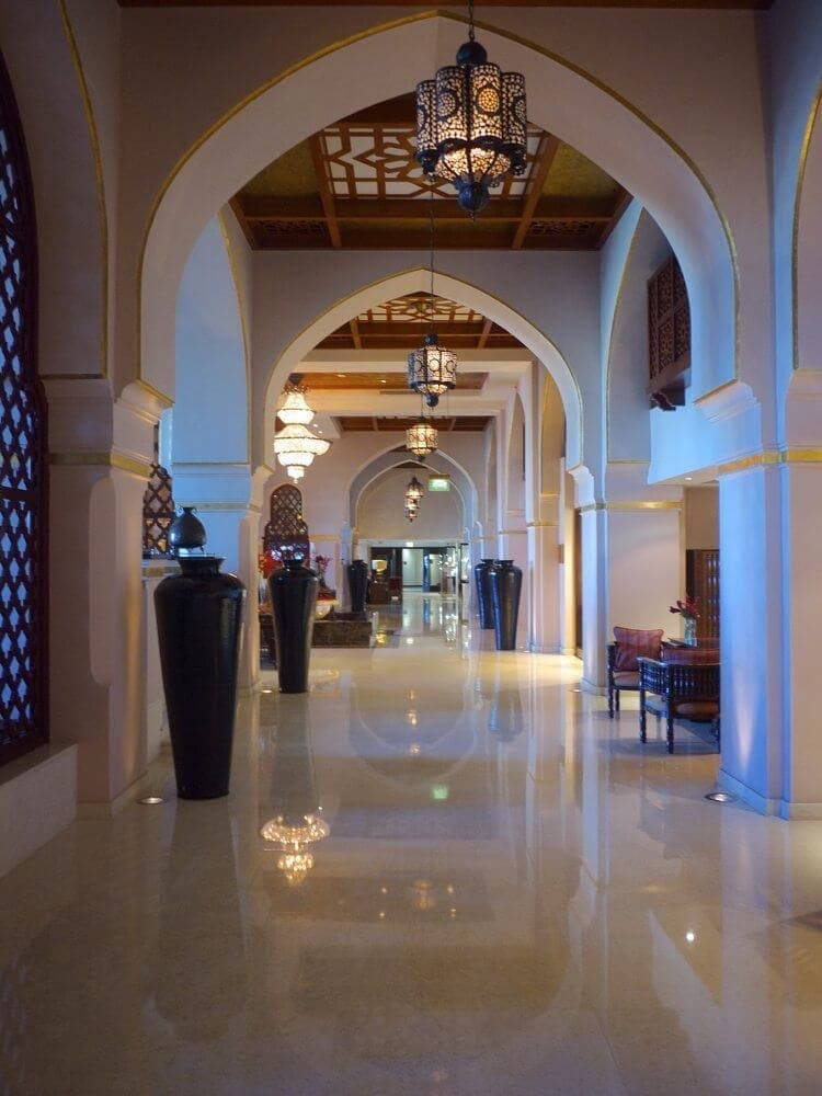 The Palace Downtown Dubai - Foyer