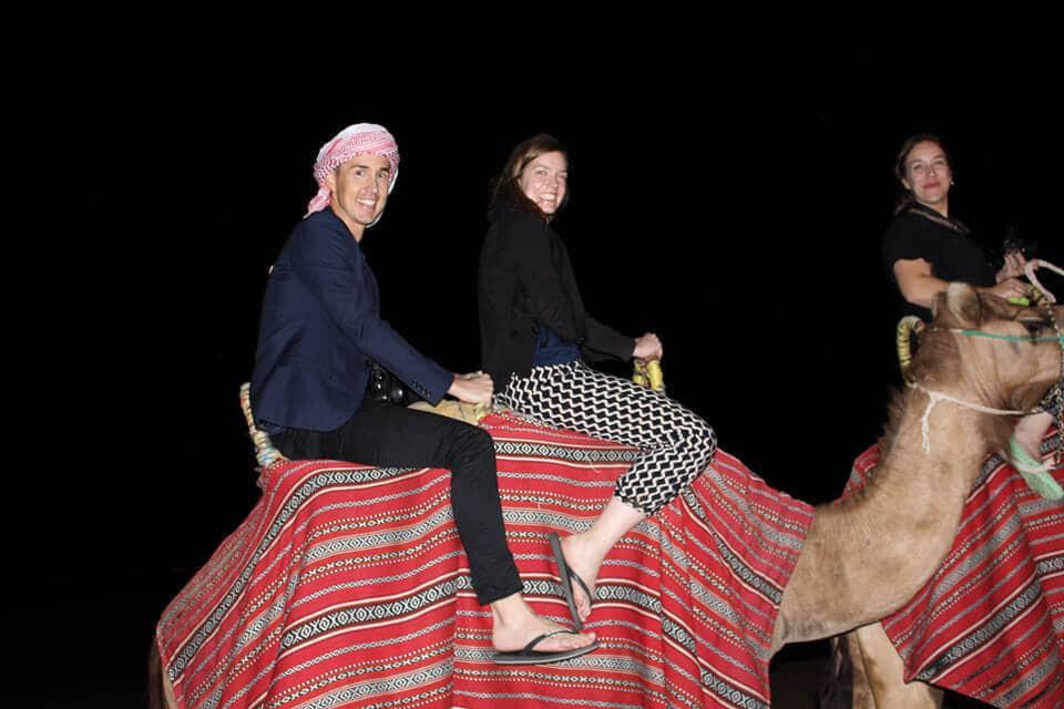Traveling to Dubai - Camel Riding in Dubai