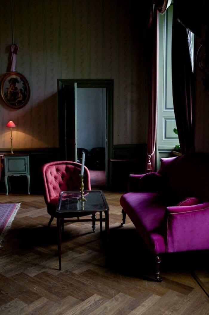 2015 Interior Trends - Baroque Reloaded - Interiors