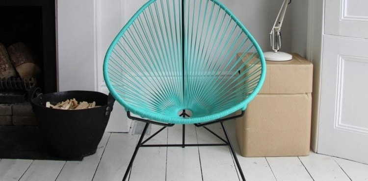 Acapulco Lounge Chair from Matt Blatt