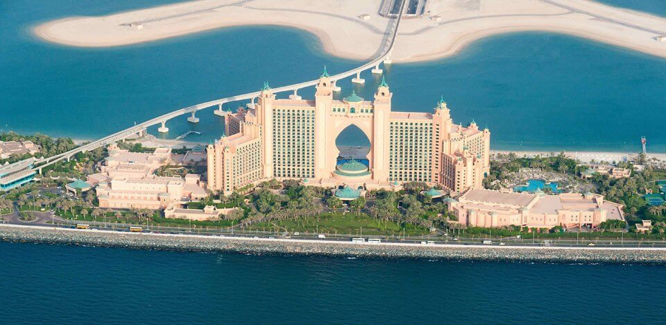 Dubai Atlantis - Things to do in Dubai