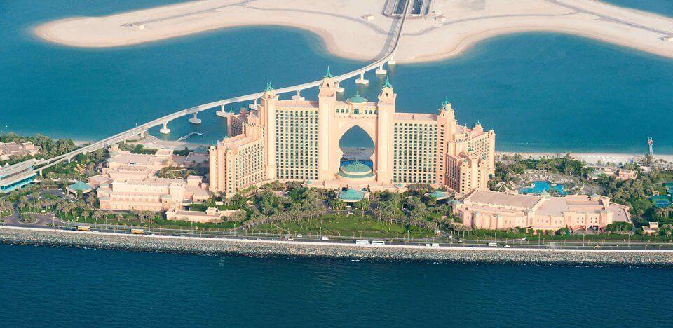 Dubai Atlantis - Things to do in Dubai