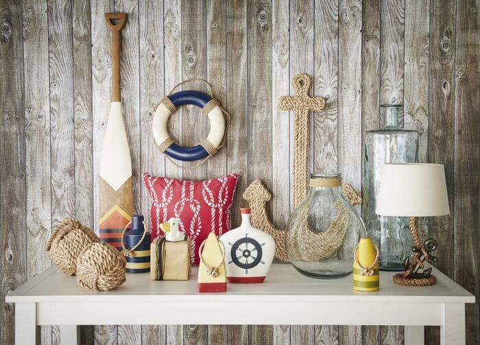 How to Declutter Your Home - Nautical Homewares