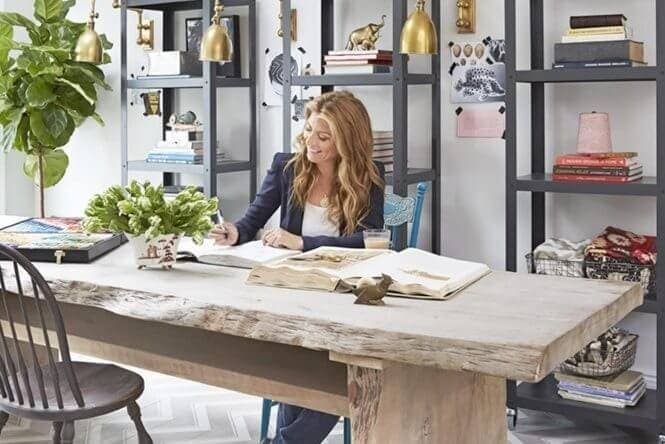 Inside Genevieve Gorder's New York Apartment