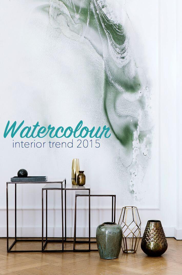 Interior Trends 2015 - Watercolour Interiors