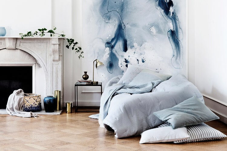 Interior Trends for 2015: Let's Welcome Watercolour