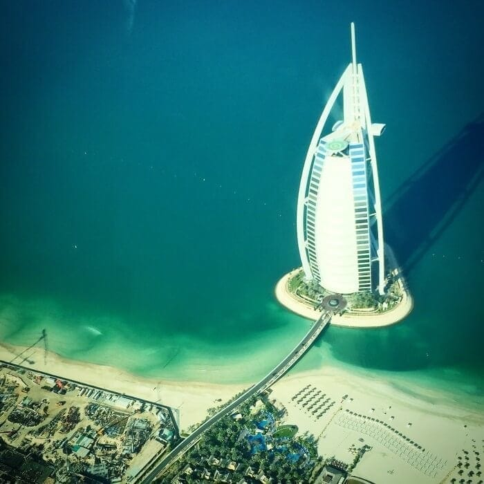 Seawings Seaplan Tour over Dubai