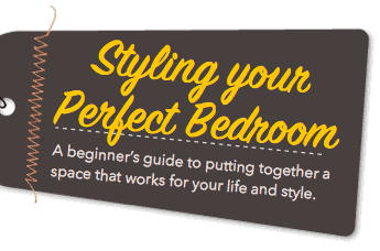 Styling your Perfect Bedroom