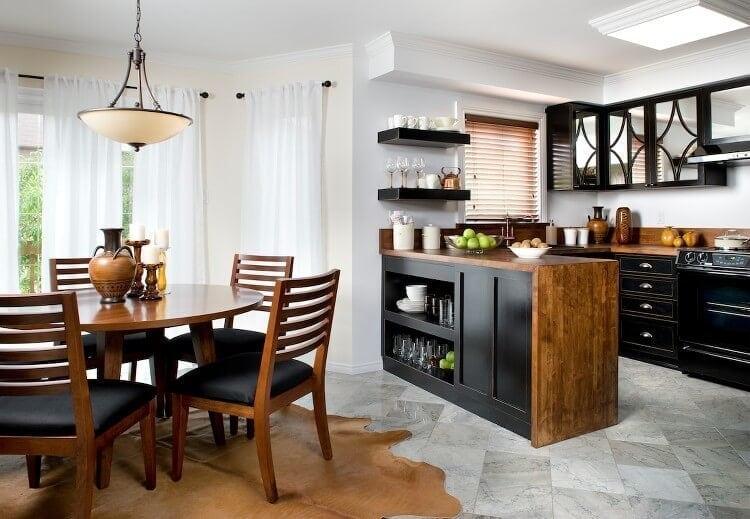Budget Kitchen Renovation - After Shot