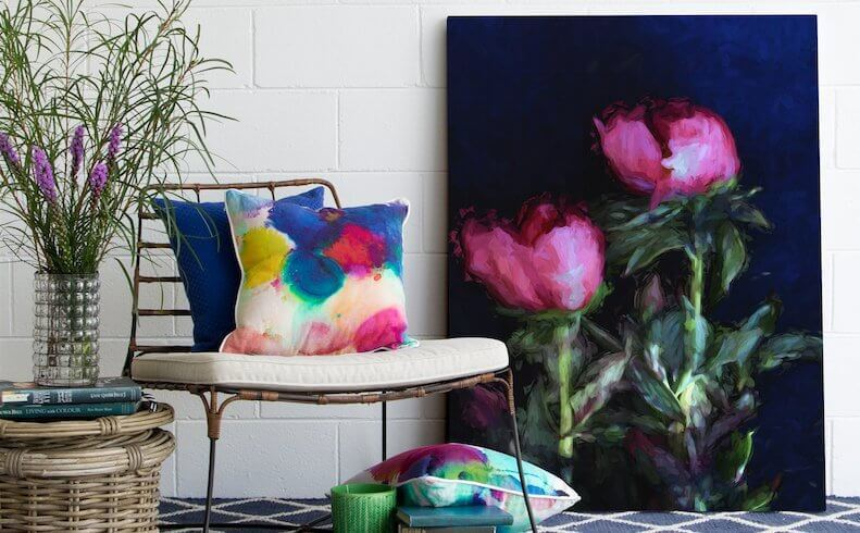 Canvas Art - Urban Road 2015 Collection