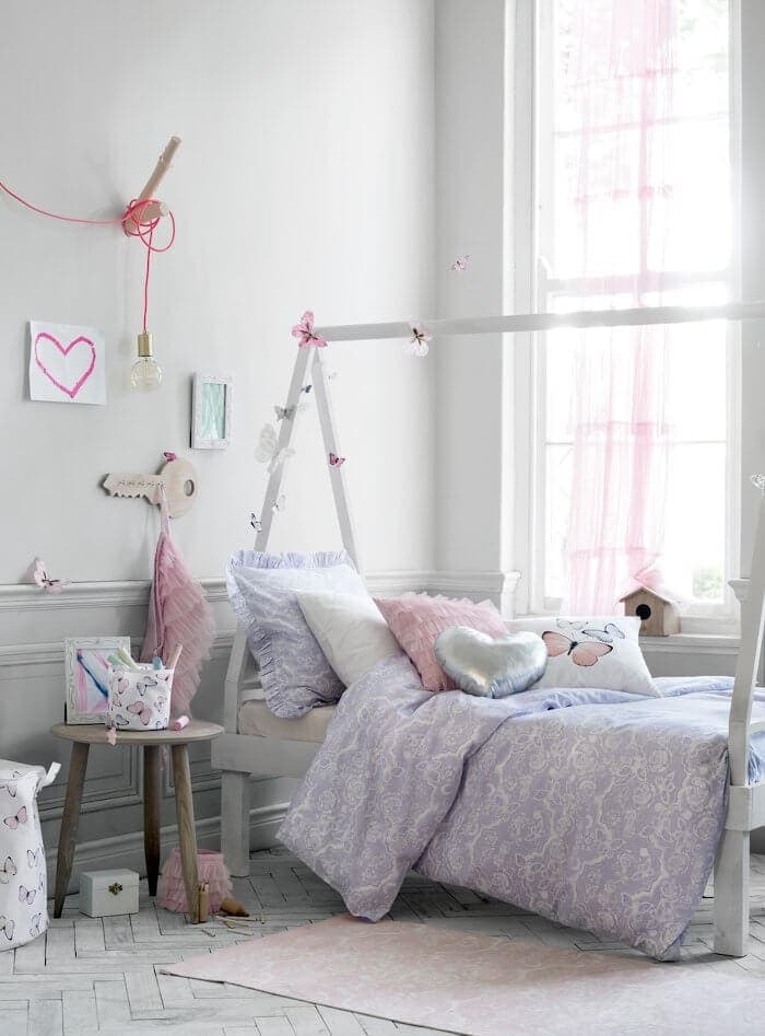 Girls Room Ideas - Toddler Bedrooms
