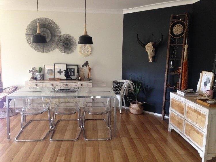 Inside Emma Flint's Brisbane Home - Dining Room